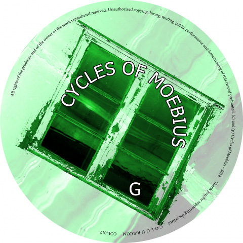Cycles Of Moebius - RGBW - G CD