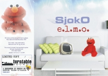 Sjoko - Elmo - back